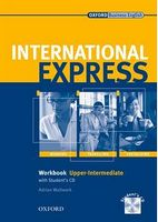 Підручник New International Express Upper-Int  Workbook and Student's Audio CD