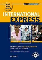 Підручник New International Express Upper-Intermediate : Student's Pack Plus DVD