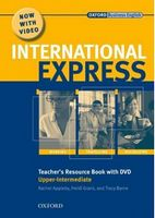 Підручник New International Express Upper-Intermediate: TRB and DVD Pack
