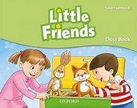 Підручник Little Friends Student Book