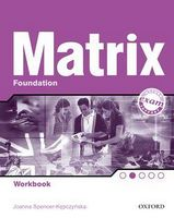 Підручник Matrix Foundation WB