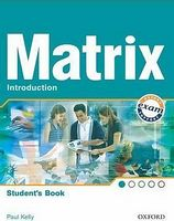 Підручник Matrix Introduction: Student's Book