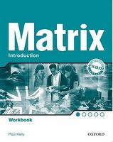 Підручник Matrix Introduction: Workbook