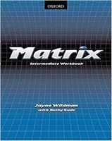 Підручник Matrix intermediate WB