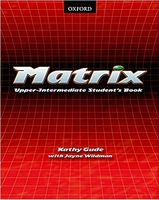 Підручник Matrix upper-intermediate SB