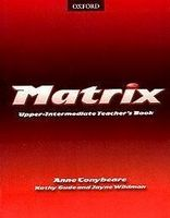 Підручник Matrix upper-intermediate TB