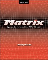 Підручник Matrix upper-intermediate WB