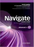 Підручник Navigate Advanced C1 Teachers Book and Teachers Resource Disc Pack