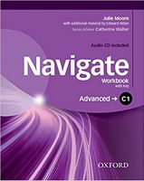 Підручник Navigate Advanced C1 Workbook With Key and CD Pack