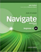 Підручник Navigate Beginner A1 Workbook With Key and CD Pack
