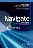 Підручник Navigate Elementary A2 Teachers Book and Teachers Resource Disc Pack