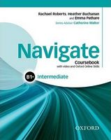 Підручник Navigate Intermediate B1+ Student's Book with DVD-ROM and OOSP Pack