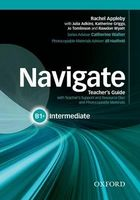 Підручник Navigate Intermediate B1+ Teachers Book and Teachers Resource Disc Pack