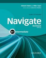 Підручник Navigate Intermediate B1+ Workbook With Key and CD Pack