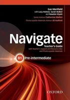 Підручник Navigate Pre-Intermediate B1 Teachers Book and Teachers Resource Disc Pack