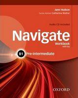 Підручник Navigate Pre-Intermediate B1 Workbook With Key and CD Pack