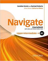 Підручник Navigate Upper-Intermediate B2 Student's Book with DVD-ROM and OOSP Pack