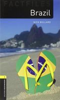 Підручник OBW Factfiles 1: Brazil Audio CD Pack