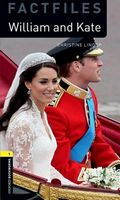 Підручник OBW Factfiles 1: William and Kate Factfile