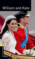 Підручник OBW Factfiles 1: William and Kate Factfile Audio CD Pack