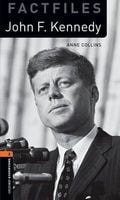 Підручник OBW Factfiles 2: John F Kennedy Audi CD Pack
