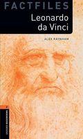Підручник OBW Factfiles 2: Leonardo da Vinci Factfile