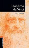 Підручник OBW Factfiles 2: Leonardo da Vinci Factfile Audio CD Pack