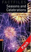 Підручник OBW Factfiles 2: Seasons and Celebrations Factfile Audio CD Pack
