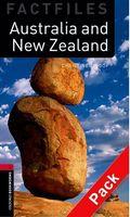 Підручник OBW Factfiles 3: Australia and New Zealand Factfile Audio CD Pack