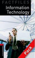 Підручник OBW Factfiles 3: IT Audio CD Pack