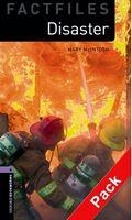 Підручник OBW Factfiles 4: Disaster! Audio CD Pack