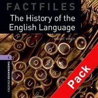 Підручник OBW Factfiles 4: The History of the English Language Factfile Audio CD Pack
