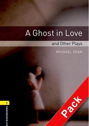 %D0%9F%D1%96%D0%B4%D1%80%D1%83%D1%87%D0%BD%D0%B8%D0%BA+OBW+Playscripts+1%3A+A+Ghost+in+Love+and+Other+Plays+Audio+CD+Pack - фото 1