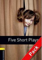 Підручник OBW Playscripts 1: Five Short Plays Audio CD Pack