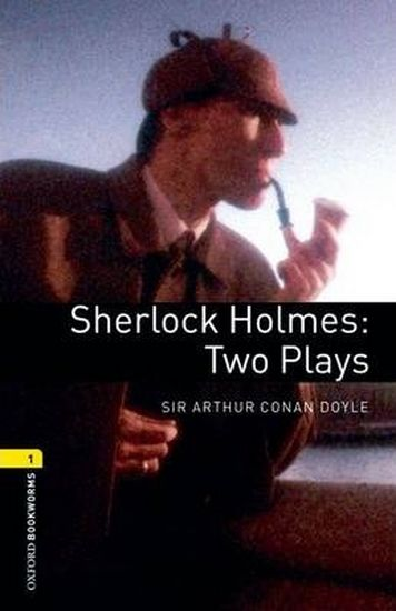 %D0%9F%D1%96%D0%B4%D1%80%D1%83%D1%87%D0%BD%D0%B8%D0%BA+OBW+Playscripts+1%3A+Sherlock+Holmes%3A+Two+Plays - фото 1