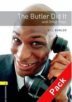 Підручник OBW Playscripts 1: The Butler Did It and Other Plays Audio CD Pack