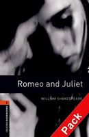Підручник OBW Playscripts 2: Romeo and Juliet Playscript Audio CD Pack