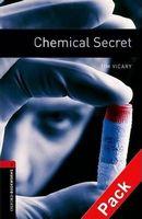 Підручник OBWL 3E Level 3: Chemical Secret Audio CD Pack