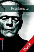 Підручник OBWL 3E Level 3: Frankenstein Audio CD Pack