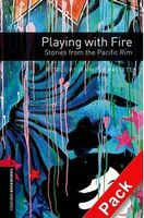 Підручник OBWL 3E Level 3: Playing With Fire (Pacific) Audio CD Pack