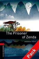 Підручник OBWL 3E Level 3: THE PRISONER OF ZENDA ADIO CD PACK