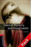 Підручник OBWL 3E Level 3: Tales of Mystery and Imagination Audio CD Pack