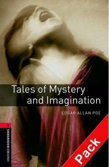 %D0%9F%D1%96%D0%B4%D1%80%D1%83%D1%87%D0%BD%D0%B8%D0%BA+OBWL+3E+Level+3%3A+Tales+of+Mystery+and+Imagination+Audio+CD+Pack - фото 1