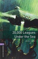 Підручник OBWL 3E Level 4: 20000 Leagues Under The Sea Audio CD Pack