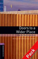 Підручник OBWL 3E Level 4: Doors to a Wider Place - Stories from Australia  Audio CD Pack