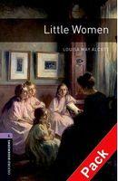 Підручник OBWL 3E Level 4: Little Women Audio CD Pack