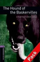 Підручник OBWL 3E Level 4: The Hound of the Baskervilles Audio CD Pack