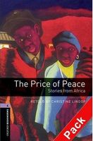Підручник OBWL 3E Level 4: The Price of Peace: Stories from Africa Audio CD Pack
