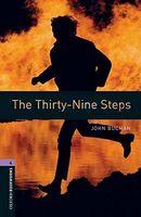 Підручник OBWL 3E Level 4: Thirty - Nine Steps