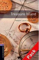Підручник OBWL 3E Level 4: Treasure Island Audio CD Pack
